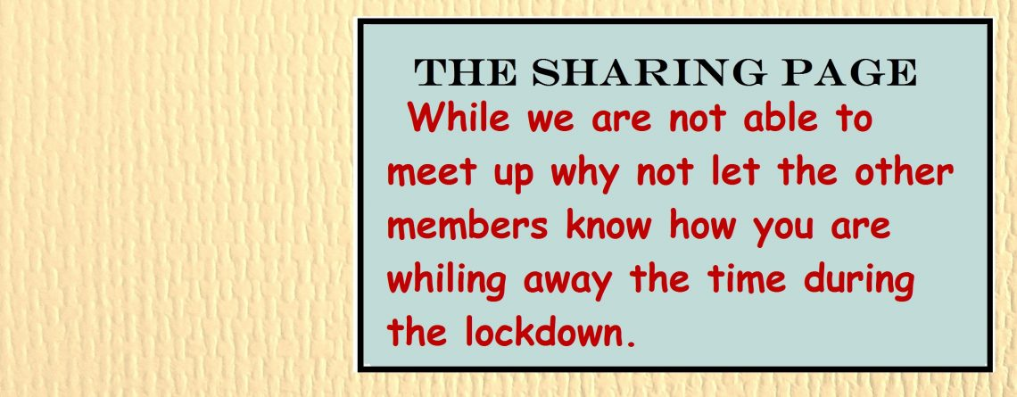 THE SHARING PAGE